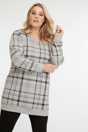 Suéter largo