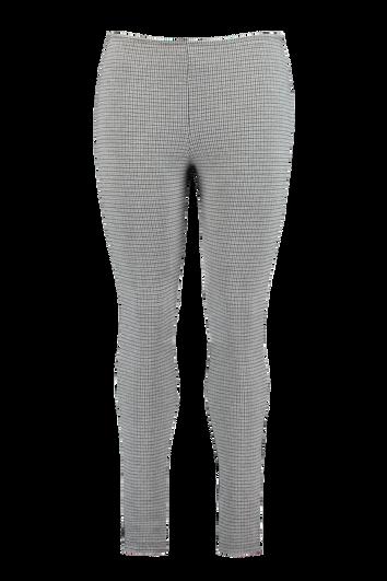 Leggings de tricot estampados