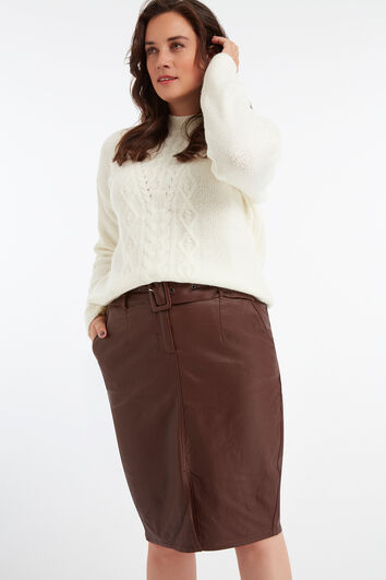 Suéter de ochos