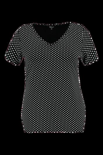 Camiseta con estampado integral