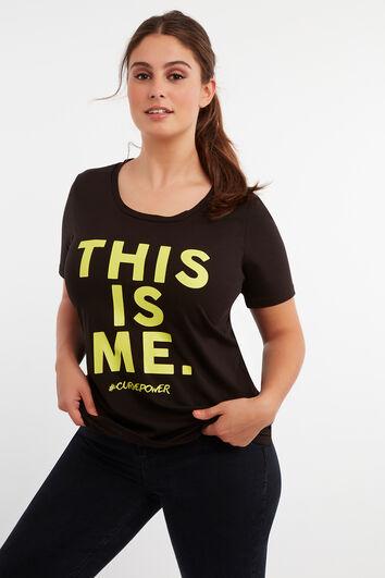 """Camiseta """"This is Me"""" (""""Esta soy yo"""")"""