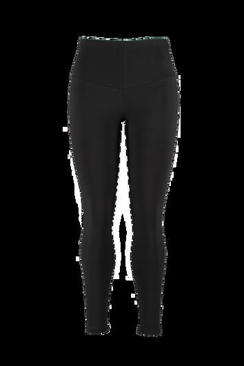 Legging con cintura ancha