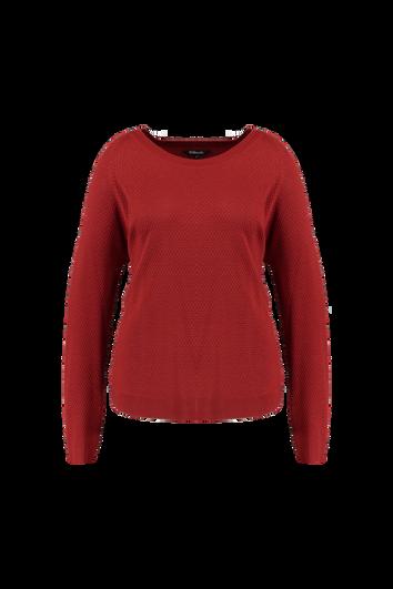 Jersey con textura