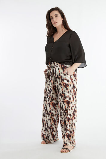 Lookbook Pants With Print