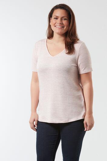 Camiseta con lúrex