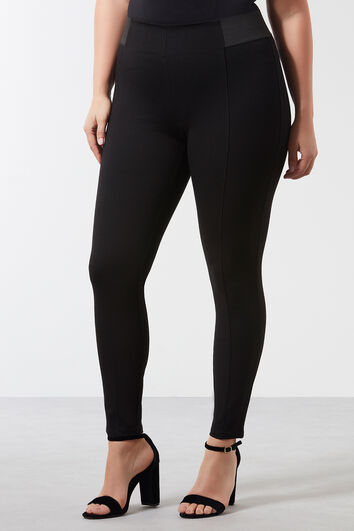 Leggings de punto roma