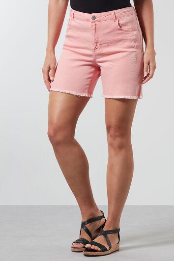 Pantalones cortos de sarga