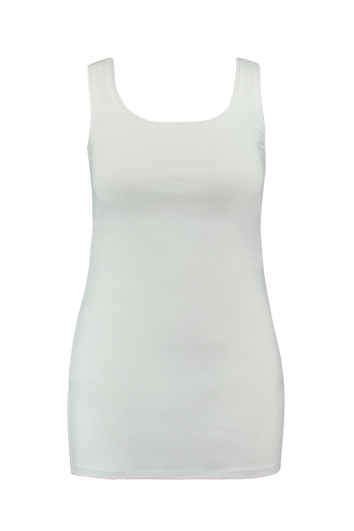 Camiseta básica sin mangas