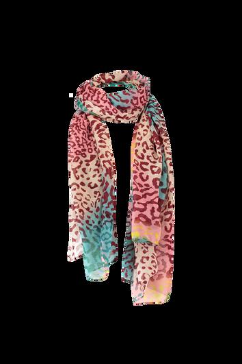 Fular de leopardo