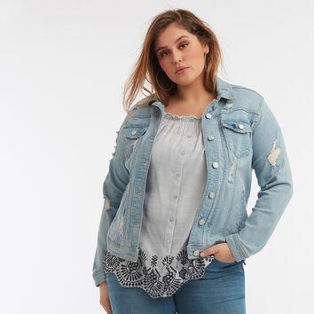 True Blue Denim Jacket