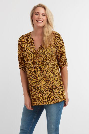 Top de leopardo