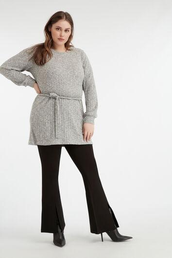 Jersey largo y fino