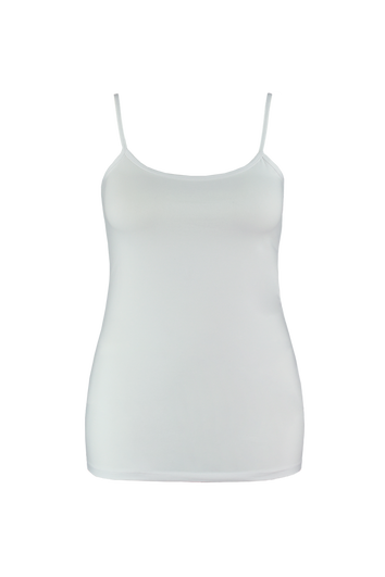 Camiseta básica con tirantes finos