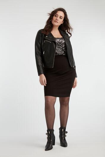 Falda básica