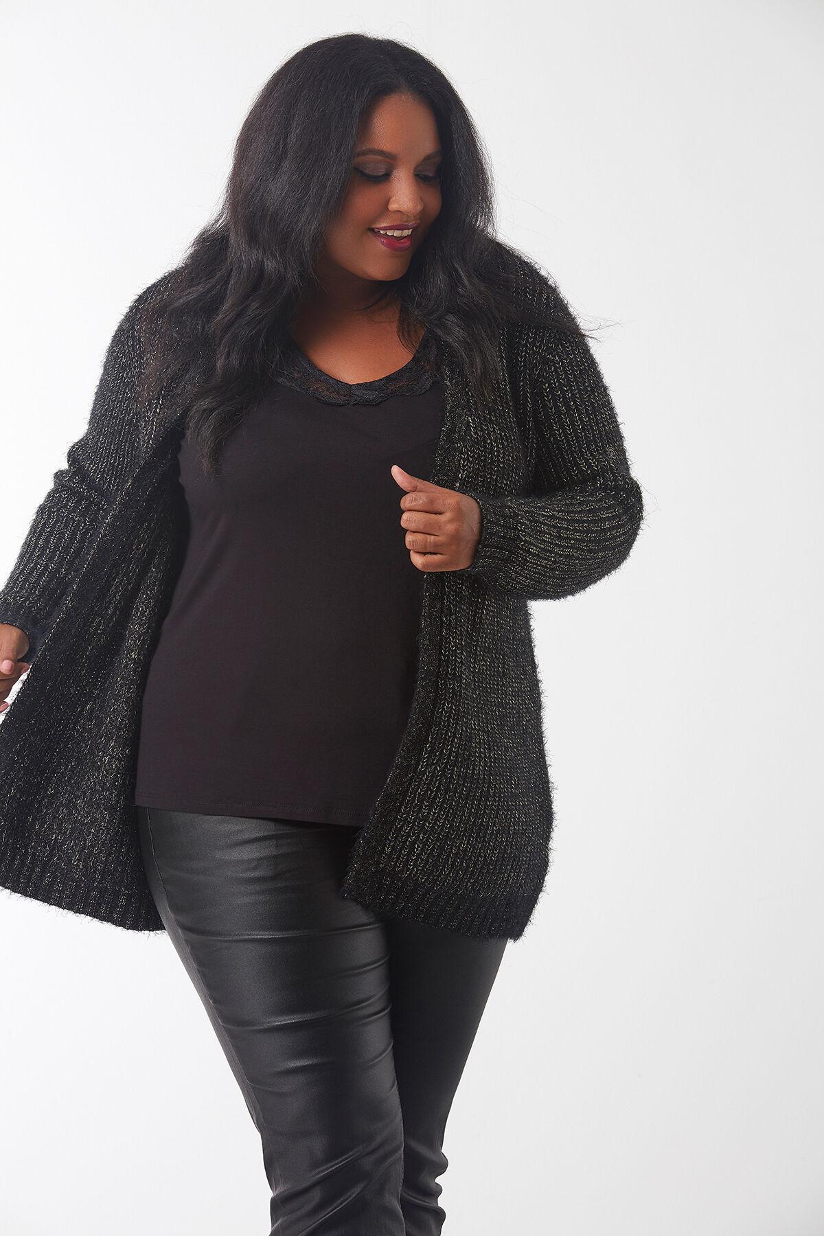 Chaquetas de lana mujer tallas grandes