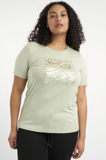 Camiseta con impresa