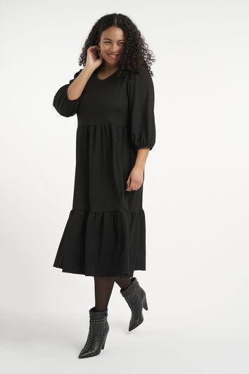 Vestido largo y ancho
