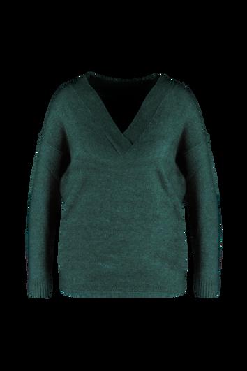 Jersey de cuello de pico