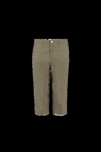 Pantalones pirata de algodón