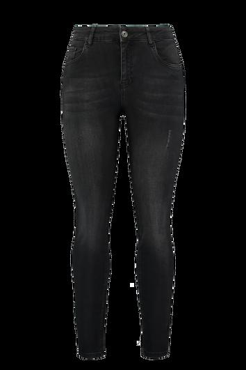 Jeans superajustados CHERRY