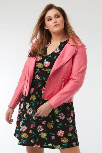 Bloemen roze jasje