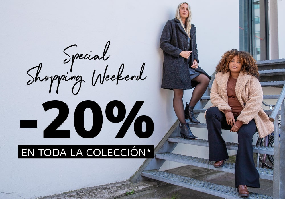 Special Shopping Weekend